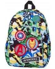 Раница за детска градина Cool Pack Toby - Avengers Badges