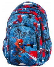 Ученическа раница Cool Pack Spark L - Spiderman Denim