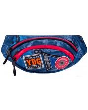Чанта за кръста Cool Pack Albany - Badges B Blue
