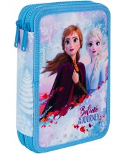 Несесер с ученически пособия Cool Pack Jumper XL - Frozen 1 -1