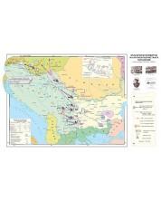 България в подкрепа на антихитлеристката коалиция (стенна карта)