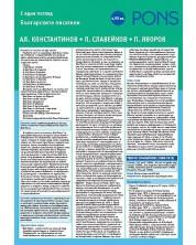 Българските писатели с един поглед - част 2: Алеко Константинов, Пенчо Славейков, Пейо Яворов