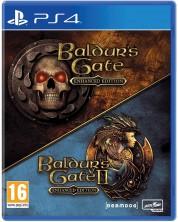 Baldur's Gate I & II: Enhanced Edition (PS4)