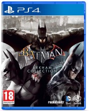 Batman: Arkham Collection (PS4)