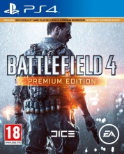 Battlefield 4: Premium Edition (PS4)