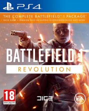 Battlefield 1 Revolution (PS4) -1