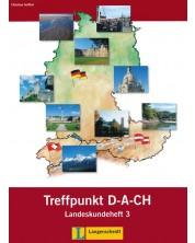 Berliner Platz Neu 3: Немски език - ниво В1 (помагало Treffpunkt D-A-CH) -1