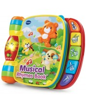 Бебешка музикална книжка Vtech