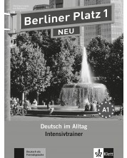 Berliner Platz Neu 1: Немски език - ниво А1 (тетрадка с упражнения) -1