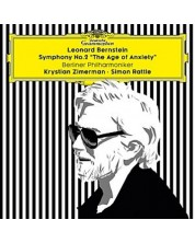 "Berliner Philharmoniker, Simon Rattle - Bernstein: Symphony No. 2 ""The Age of Anxiety"" (Vinyl)"