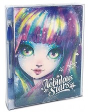 Бележник за позитивни послания Nebulous Stars - Изадора -1