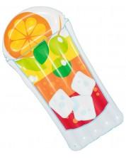 Надуваем дюшек Bestway - Тропическа напитка, портокал -1