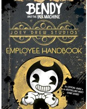 Bendy and the Ink Machine: Joey Drew Studios Employee Handbook -1