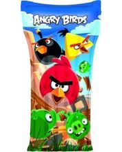 Надуваем дюшек Bestway - Angry Birds