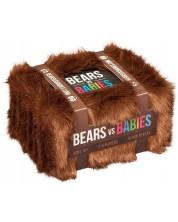 Парти настолна игра Bears VS Babies -1