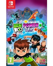 Ben 10: Power Trip! (Nintendo Switch)