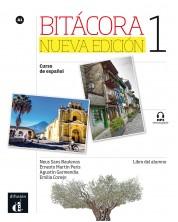 Bitácora 1 Nueva edición · Nivel A1 Libro del alumno + MP3 descargable -1