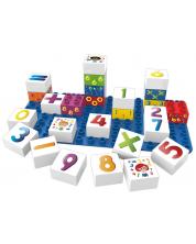 Конструктор BioBuddi - Кубчета с цифри -1