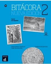 Bitácora 2 Nueva edición · Nivel A2 Cuaderno de ejercicios + MP3 descargable -1