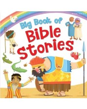 Big Book of Bible Stories (Miles Kelly) -1