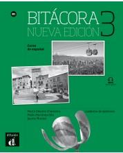 Bitácora 3 Nueva edición · Nivel B1 Cuaderno de ejercicios + MP3 descargable -1
