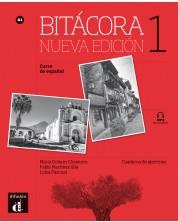 Bitácora 1 Nueva edición · Nivel A1 Cuaderno de ejercicios + MP3 descargable -1