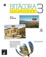 Bitácora 3 Nueva edición · Nivel B1 Libro del alumno + MP3 descargable -1