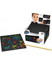 Магически тефтер Buki Be Teens - Скрачбук със 150 листчета -1
