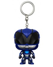 Ключодържател Funko Pocket Pop! Power Rangers - Blue Ranger