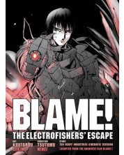 BLAME! Movie Edition The Electrofishers' Escape