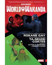 Black Panther World of Wakanda -1