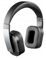 Безжични слушалки AQL - Alpha, черни -1
