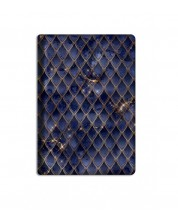 Текстилен калъф за Kindle Paperwhite With Scent of Books - Dragon treasure, Sapphire Blue -1