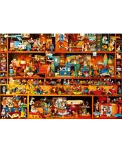 Пъзел Bluebird от 1000 части - Приказка за играчките, Габриел Греси