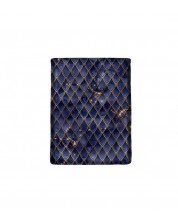 Текстилен джоб за електронна книга With Scent of Books - Dragon treasure, Sapphire Blue