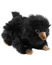 Плюшена играчка Noble Collection Fantastic Beasts - Black Baby Niffler, 20 cm