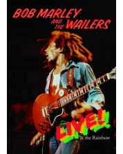 Bob Marley - Live At The Rainbow / PAL 1-Disc STAND ALONE Version (Amaray) (DVD) -1