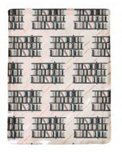 Текстилен джоб за електронна книга With Scent of Books - Bookshelf