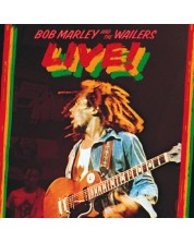 Bob Marley and The Wailers - Live! (CD) -1