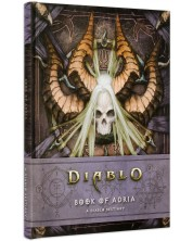 Book of Adria: A Diablo Bestiary (UK edition) -1