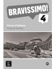 Bravissimo! 4 · Nivel B2 Evaluaciones. Libro + MP3 descargable