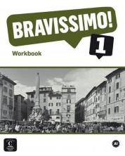 Bravissimo! 1 (A1) Workbook/Quaderno degli esercizi per anglofoni -1
