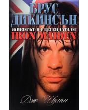 Брус Дикинсън - животът и легендата от Iron Maiden