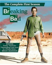 Breaking Bad - Season 01 (Blu-Ray)
