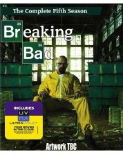 Breaking Bad - Season 05 Part 1 (Blu-Ray)