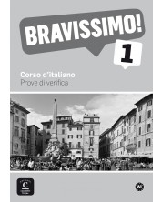 Bravissimo! 1 · Nivel A1 Evaluaciones. Libro + MP3 descargable -1