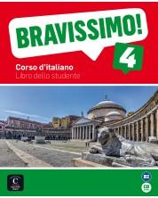 Bravissimo! 4 · Nivel B2 Libro del alumno + CD -1