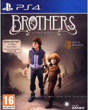 Brothers: A Tale of Two Sons (PS4) -1