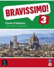 Bravissimo! 3 · Nivel B1 Libro del alumno + CD -1