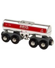 Играчка от дърво Brio World - Цистерна